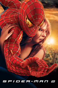 "Poster for the movie ""Spider-Man 2"""