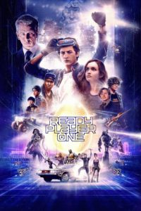 "Poster for the movie ""Ready Player One"""