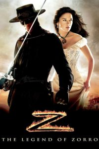"""Poster for the movie """"The Legend of Zorro"""""""