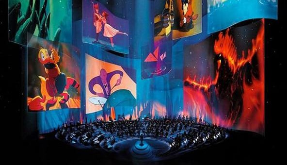 "Poster for the movie ""Fantasia 2000"""