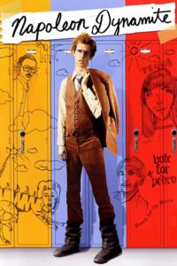 """Poster for the movie """"Napoleon Dynamite"""""""