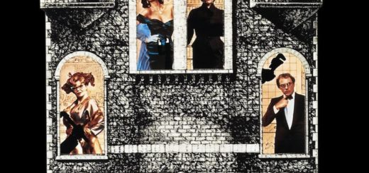 """Poster for the movie """"Clue"""""""