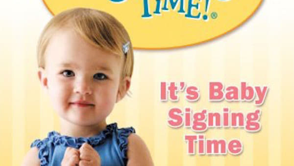 """Poster for the movie """"Baby Signing Time Vol. 1: It's Baby Signing Time"""""""