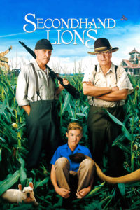 "Poster for the movie ""Secondhand Lions"""