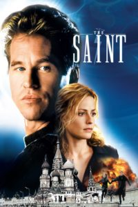 """Poster for the movie """"The Saint"""""""