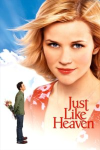 "Poster for the movie ""Just Like Heaven"""