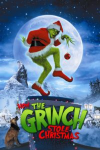"Poster for the movie ""How the Grinch Stole Christmas"""