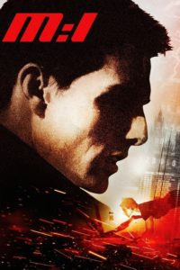 """Poster for the movie """"Mission: Impossible"""""""