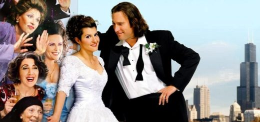 """Poster for the movie """"My Big Fat Greek Wedding"""""""