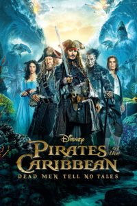 "Poster for the movie ""Pirates of the Caribbean: Dead Men Tell No Tales"""