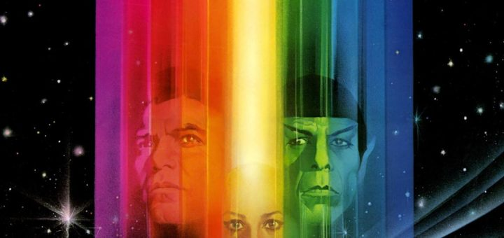 """Poster for the movie """"Star Trek: The Motion Picture"""""""