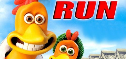 """Poster for the movie """"Chicken Run"""""""