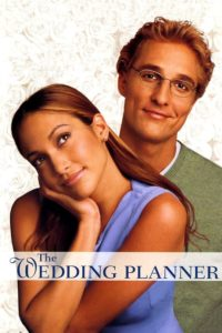 "Poster for the movie ""The Wedding Planner"""