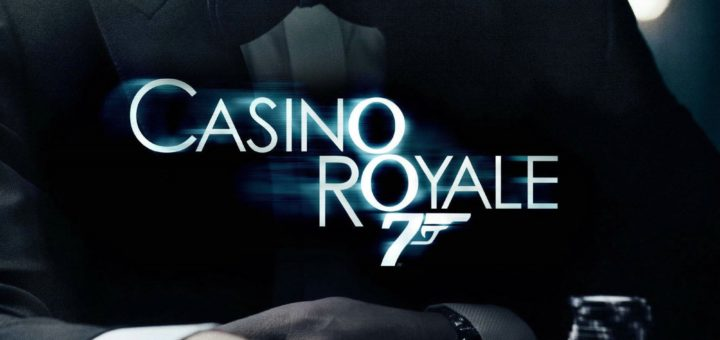 """Poster for the movie """"Casino Royale"""""""