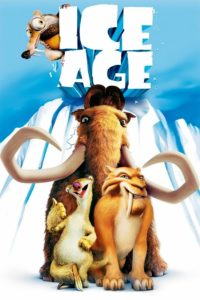 "Poster for the movie ""Ice Age"""