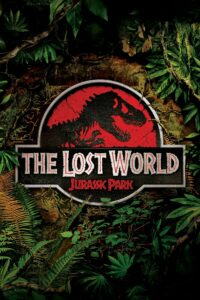 """Poster for the movie """"The Lost World: Jurassic Park"""""""
