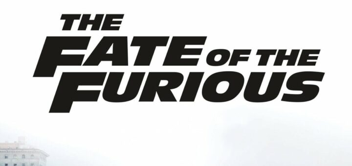 """Poster for the movie """"The Fate of the Furious"""""""