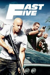 """Poster for the movie """"Fast Five"""""""