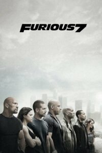 """Poster for the movie """"Furious 7"""""""