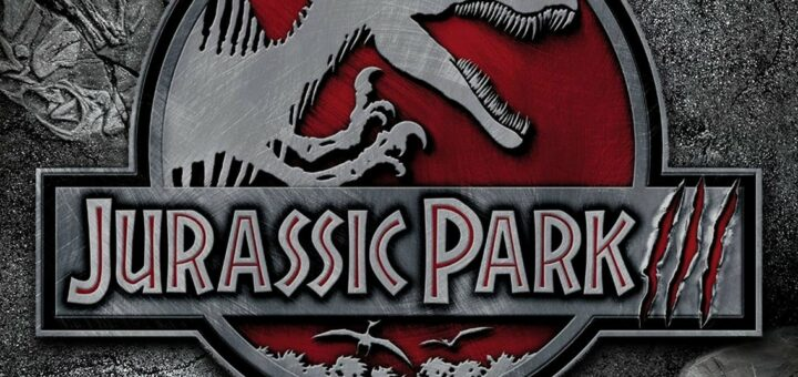 """Poster for the movie """"Jurassic Park III"""""""